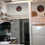Kitchen Area two bedroom condo
