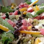 salad is stunning