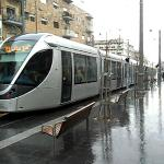 Get from Old City to new Souk by tram/light rail