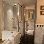 College Suite Master Bath