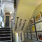 Stairs & Art