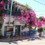 The front of the Taverna