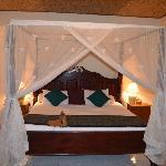 Huge bed :)