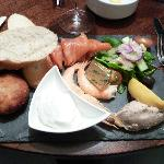 The Arch's Fish Platter