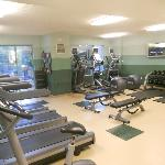 Fitness center view #1