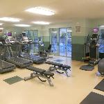 Fitness center view #2