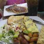 Breakfast at Britt's!