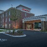 Hampton Inn Augusta.  Minutes from State Capitol and State offices