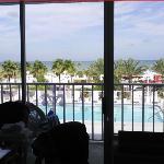 Beautiful View of Gulf/Clearwater Beach