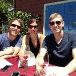 First and Best Wine-Tasting Experience