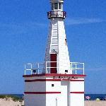 "beachfront ""lighthouse"""