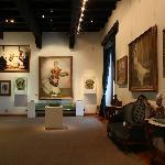 Tenemos la colección más grande de obra de Diego Rivera.
