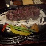 Filet Steak Course Meal (150gr.)