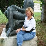 a contemporary of Rodin, who did 'The Thinker'