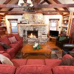 Alpine Lodge Living Room