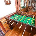 Fooseball Alpine Lodge