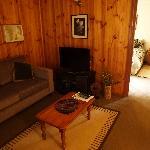 Living room (honeymoon suite)