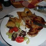 Pork Chop!!