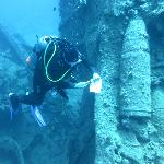 SS Thistlegorm with Sean