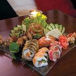Os pratos do chefe são sempre variados e se numa outra visita queremos repetir o chefe nem sempr