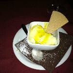 Delicious Lemon Sorbet Dessert