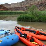 Escalante-Dominguez Raft Kayak Trip- RIGS Adventure Co. Ridgway Colorado