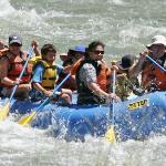 River Rafting RIGS Adventure Co. Ridgway Colorado