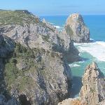 Vistas de Roca