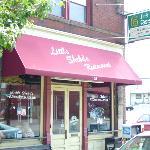 Streetview of Little Sheba's