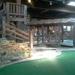 Miature Golf Course