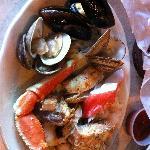 Good seafood !