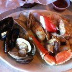 Foto van Crabby Mike's Calabash Seafood Company