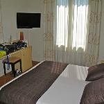 Comfortable room