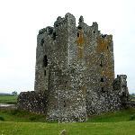 The castle .....