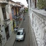 Cartagena street