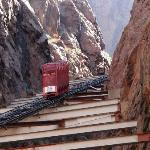 Incline railroad