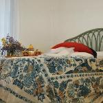 residence Braida - Camera da letto matrimoniale - master bed room (2 room apartment)