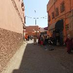 Riad street