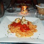 Spaghetti Al sugo con Pesce, meraviglioso!!