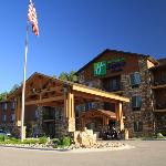 Holiday Inn Express, Custer