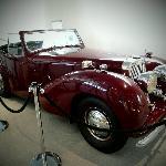 Original Bergerac's Car in a new location