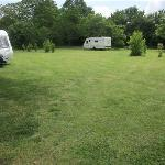 SMALL SECLUDED CAMPING AREA IN ORHARD