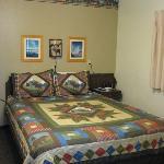 Clean, Cozy Room