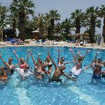 AQUA GYM - pool - Marhaba Palac