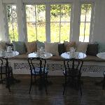 Beautiful location for afternoon tea-DELICIOUS