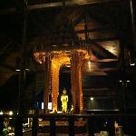 main lobby-pretty statue