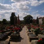 Johannisfriedhof Nürnberg Foto