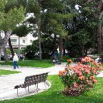 Promenade - 1 block from hotel