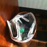 Trash not emptied