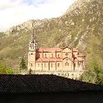 Vista desde el Santuario